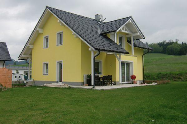 Pesendorfer Bau - Einfamilienhaus Ottnang