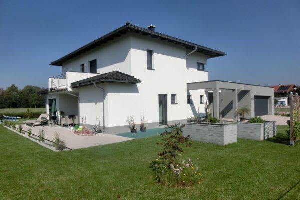 Pesendorfer Bau - Einfamilienhaus Schwanenstadt