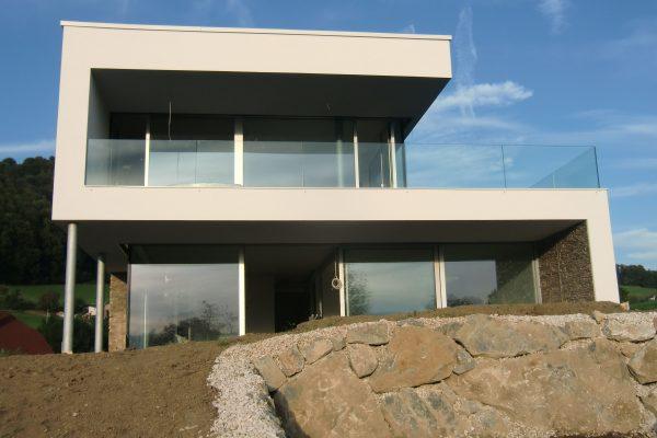Pesendorfer Bau - Einfamilienhaus Weyregg