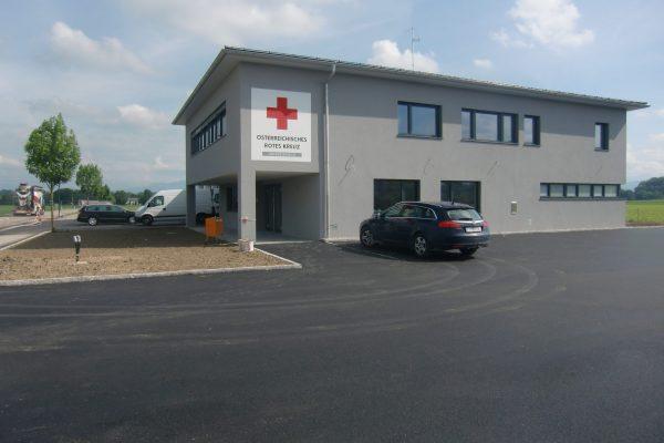 Pesendorfer Bau - Neubau Rotes Kreuz Redlham
