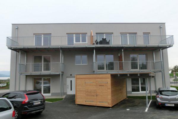 Pesendorfer Bau - Wohnhausanlage Steyr